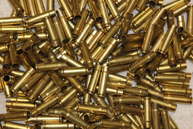 300 Blackout Brass 250 pcs