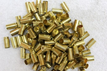 9mm Once Fired Brass 1000 PCS