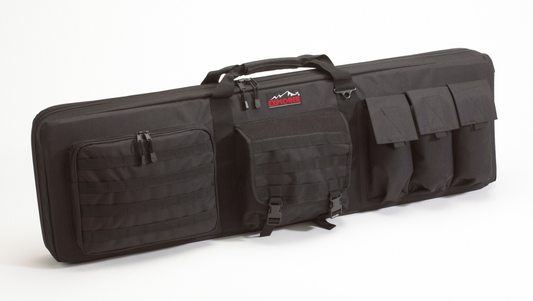 Double Rifle Bags Rifle Rest Bags At Gsi International